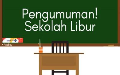 Informasi Libur Sekolah