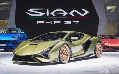 Teknologi Baru Lamborghini Mobil Listrik Tanpa Baterai